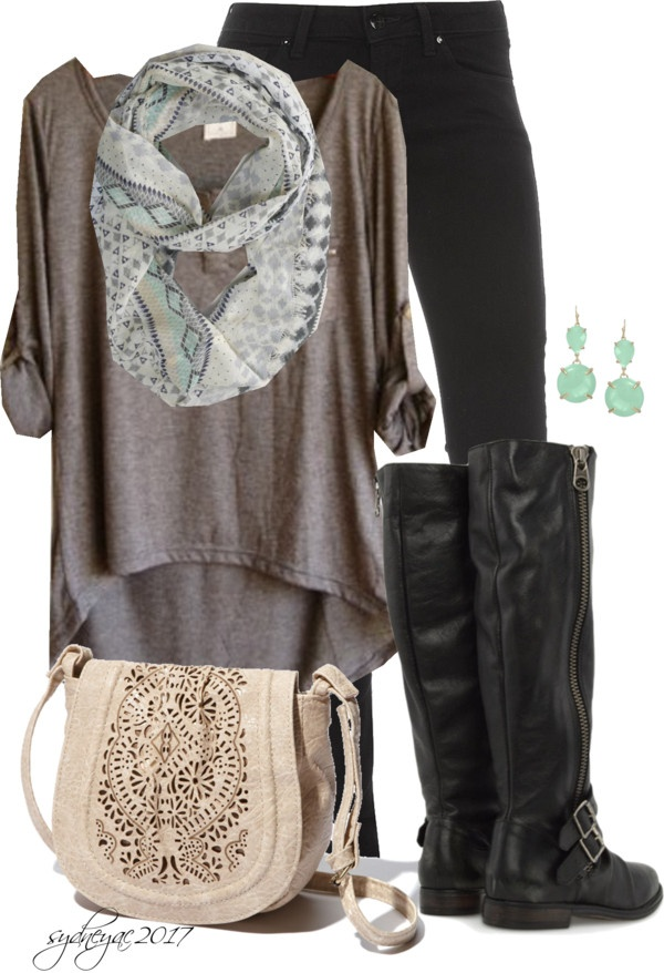 """""""Saturday Casual"""" by sydneyac2017 ❤ liked on Polyvore:"""