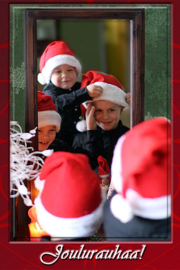 Joulukortti 2012 / Christmas card 2012