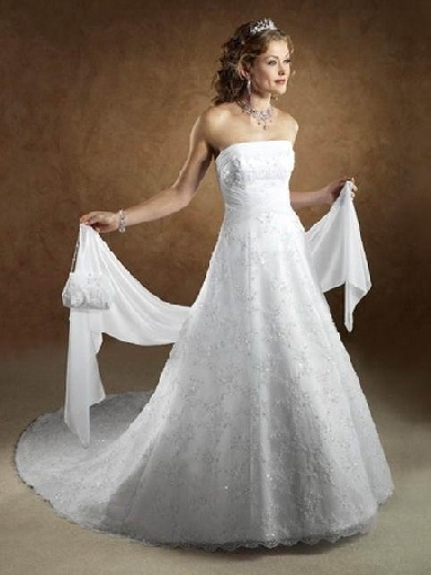 Skanky Wedding Dresses 109
