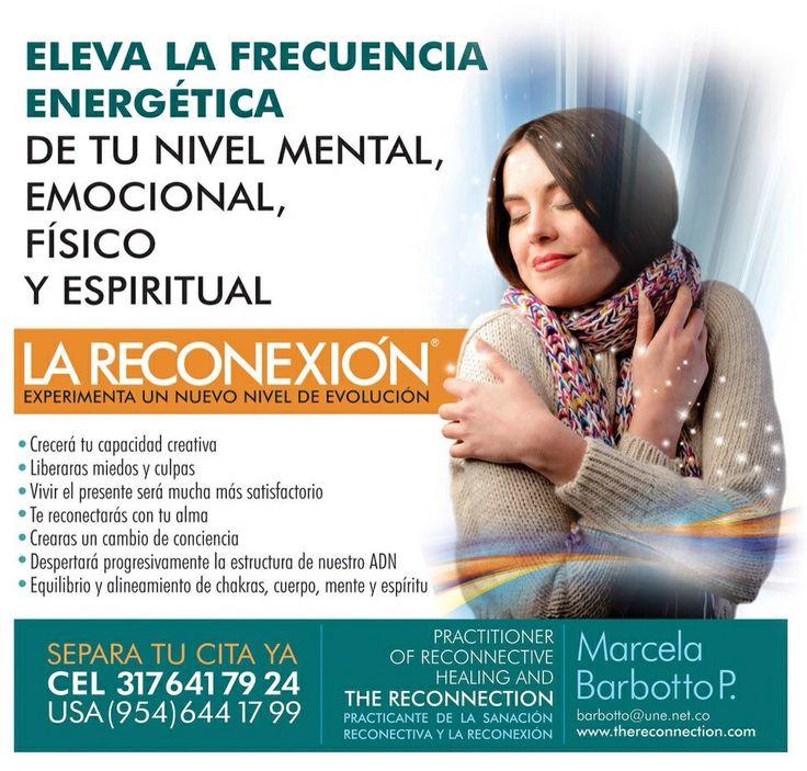 Reconexion : evolución física , mental, emocional y espiritual
