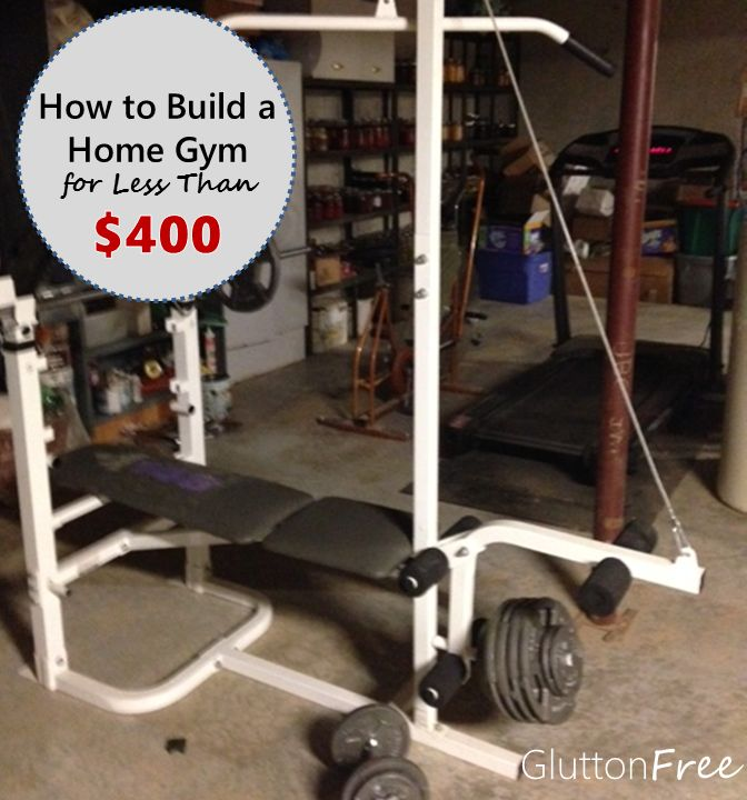 How to build a home gym for less than i ve said it