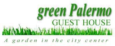Green Palermo Guest House - A garden in the city center