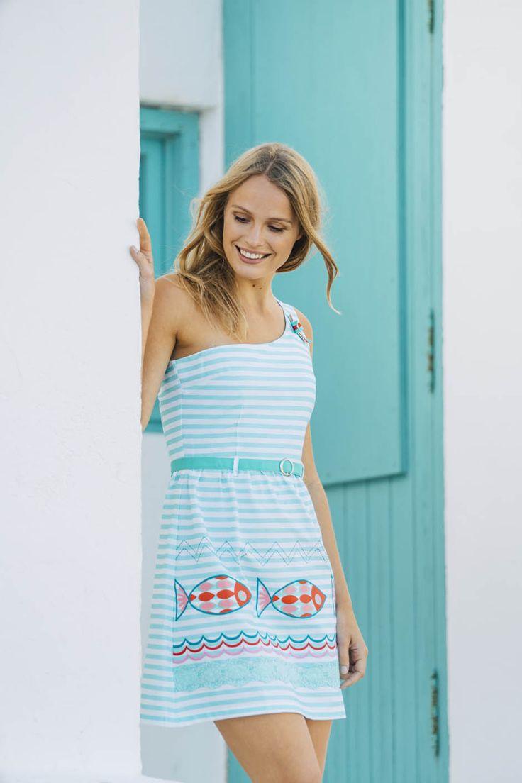 Vestido Bothian #nuevacoleccion #newcollection #springsummer #ss16 #vestido