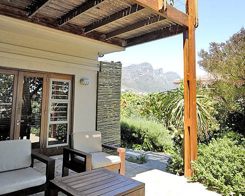 Camps Bay Retreat in Cape Town