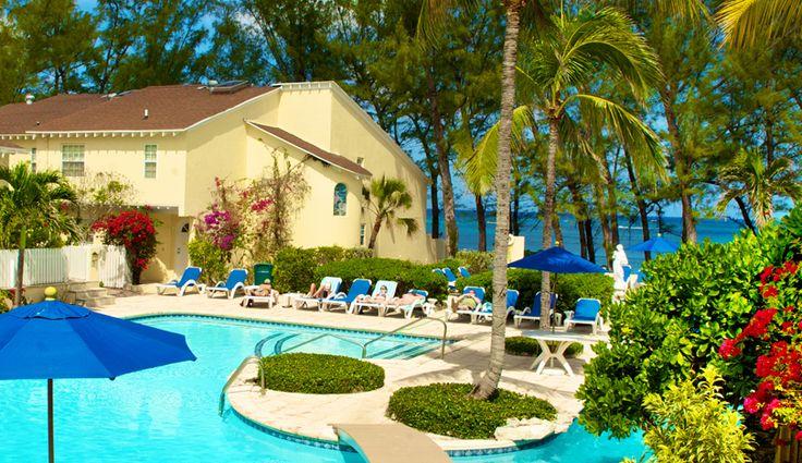 Secluded, Intimate Sunrise Beach Club & Villas on Paradise Island