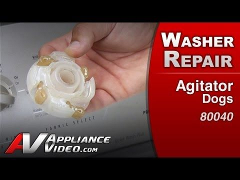 32 best fix a washer images on pinterest washing machines washer repair whirlpoolmaytag amana agitator dogs 80040 replacement part fandeluxe Choice Image