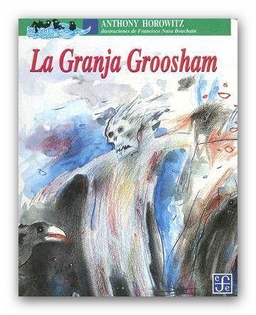 +12 La Granja Groosham, de Anthony Horowitz, es una mezcla de misterio, suspenso, terror y comedia para niños, escrito con un sentido del humor negro muy inglés y, por lo tanto, muy divertido, que desafía los puntos de vista comunes acerca de «los que son diferentes» y nos hace pensar.