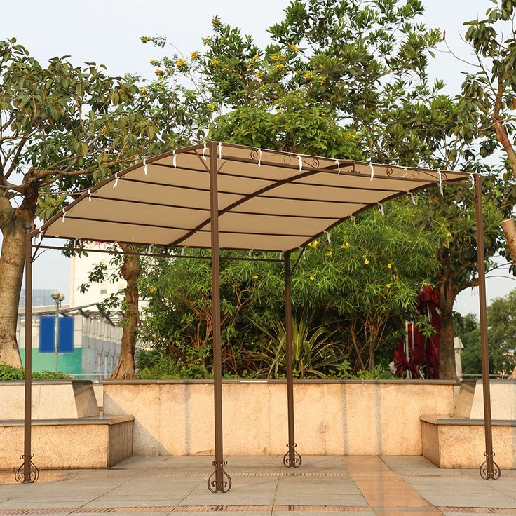 This is a beautiful and practical gazebo that you really cannot miss. and only need $91.99 you can own it.