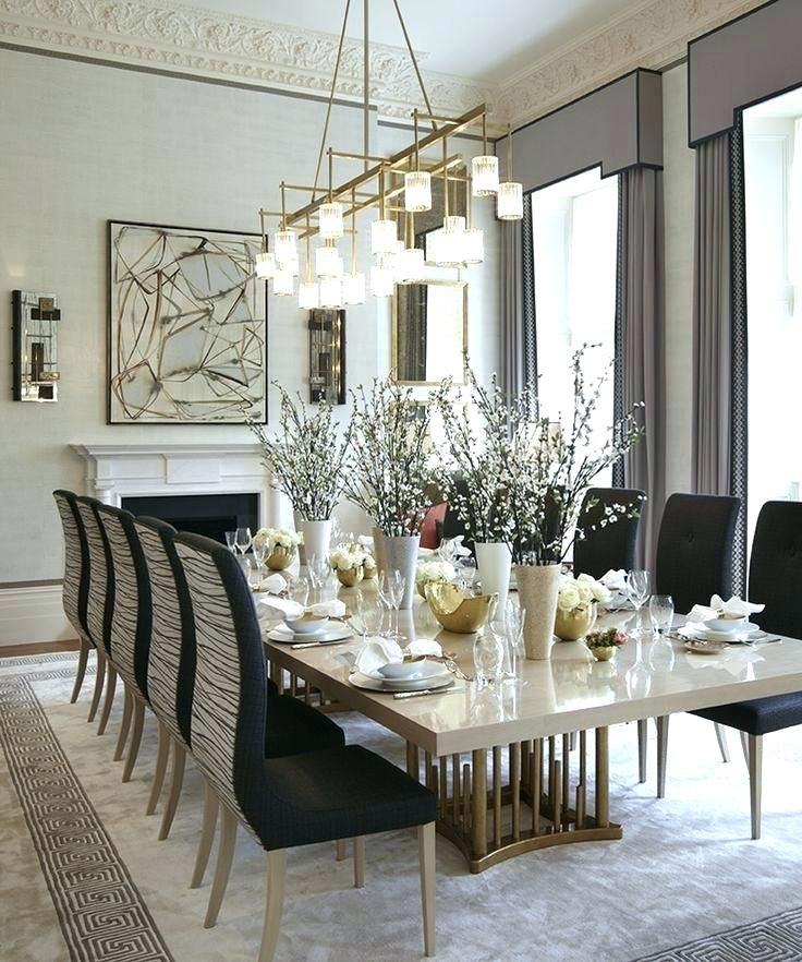 Elegant Dining Room Furniture Rooms Sets And Fancy Fine Tables 3