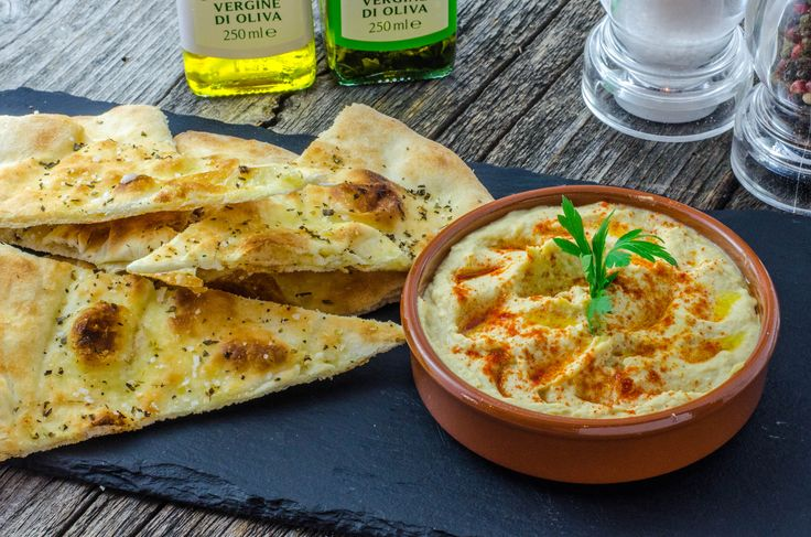 Hummus de casă