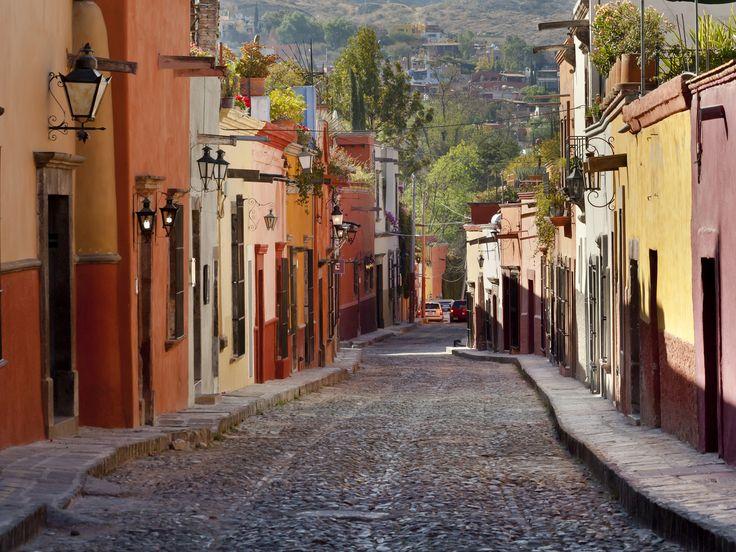 pueblos de mexico, San Miguel de Allende