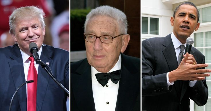 Kissinger: Trump's Foreign Policy Style Is 'Remarkable and New… People Need to Open Their Eyes'