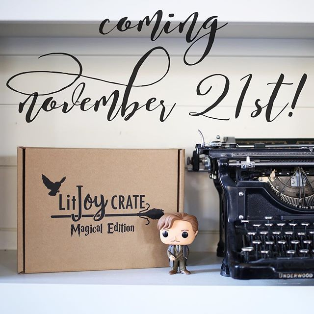 Our Magical Edition Year 3 Crates will be available November 21st at 12:00pm MST! We love Sirius Black and so Year 3 has a very special place in our heart! We went ALL OUT on this crate and can't wait to share it with you!!! Here are a few important details you may want to know about this over-the-top magical nerdy crate! . 🐺 This crate will be listed at a higher price point and will include 10-15 high-quality items! Each item is useful and themed to Year 3 at Hogwarts! . ⚡️ These crates…