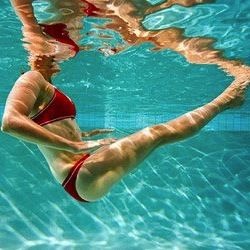 14 best images about pool exercise on pinterest runners for Exercise pool canada