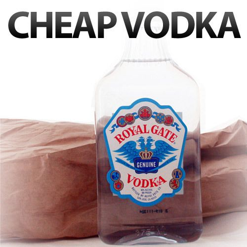 Contrary to popular belief, cheap vodka is not only for boozehounds and college freshmen. There are many legitimate ways to use vodka that go beyond mere consumption: cleaning, baking, deodorizing, and even drinking (with a few tweaks for flavor.) Inexpensive vodka makes an excellent replacement for pricier products that do the same thing.