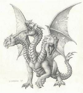 KING BLACK DRAGON by misterxman on DeviantArt - picture