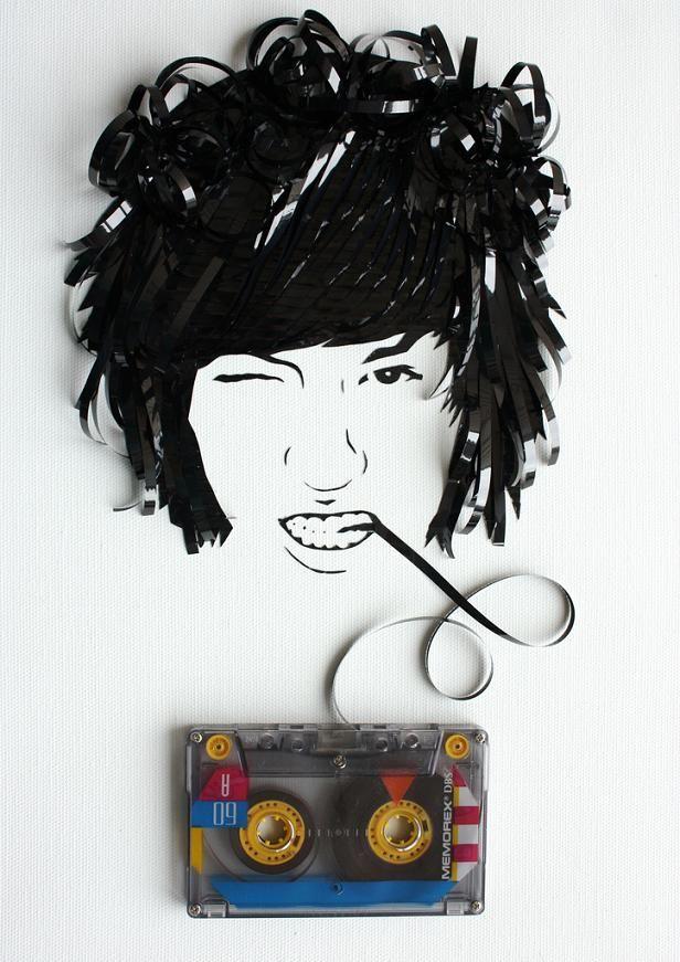 Beautiful Tape Arts
