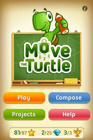Move the Turtle - Programming environment (app) for kids from the age of 5. Well done @geekkids