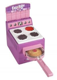 Easy Bake Ovens  The ones my girls had were older than this one!