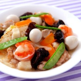 八宝菜   美肌レシピ 美肌食材ねぎを使用したレシピ !