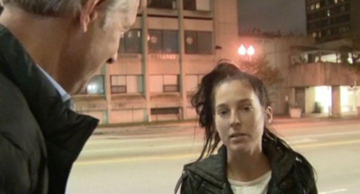 Unos padres encuentran a su hija desaparecida en un programa sobre drogadictos sin hogar en Boston