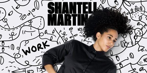 Shantell Martin - interactions et près sympa