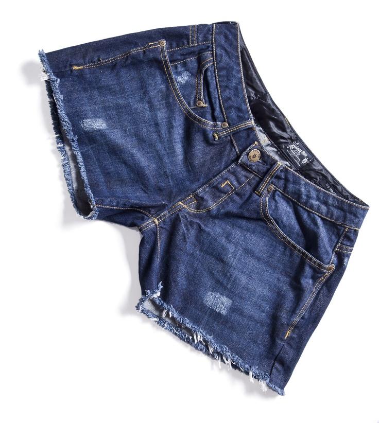 Denim shorts by Holmes Bros <3