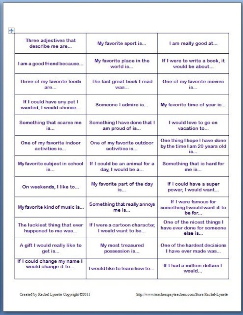 Worksheet All About Me Questions For Adults best 25 all about me questions ideas on pinterest likes and classroom freebies get to know you jenga for the first week back