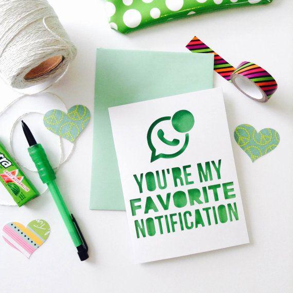 Lo que más me gusta, recibir tus mensajes