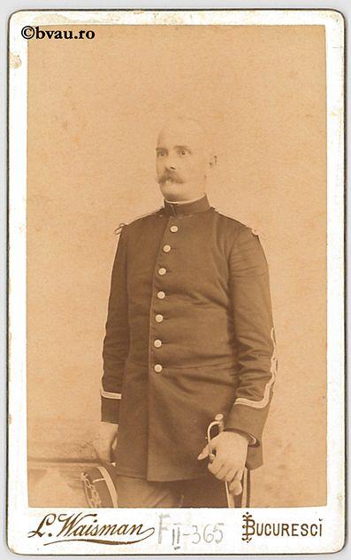 """G. Demitrescu, București, 1899. Imagine din colecțiile Bibliotecii """"V.A. Urechia"""" Galați."""