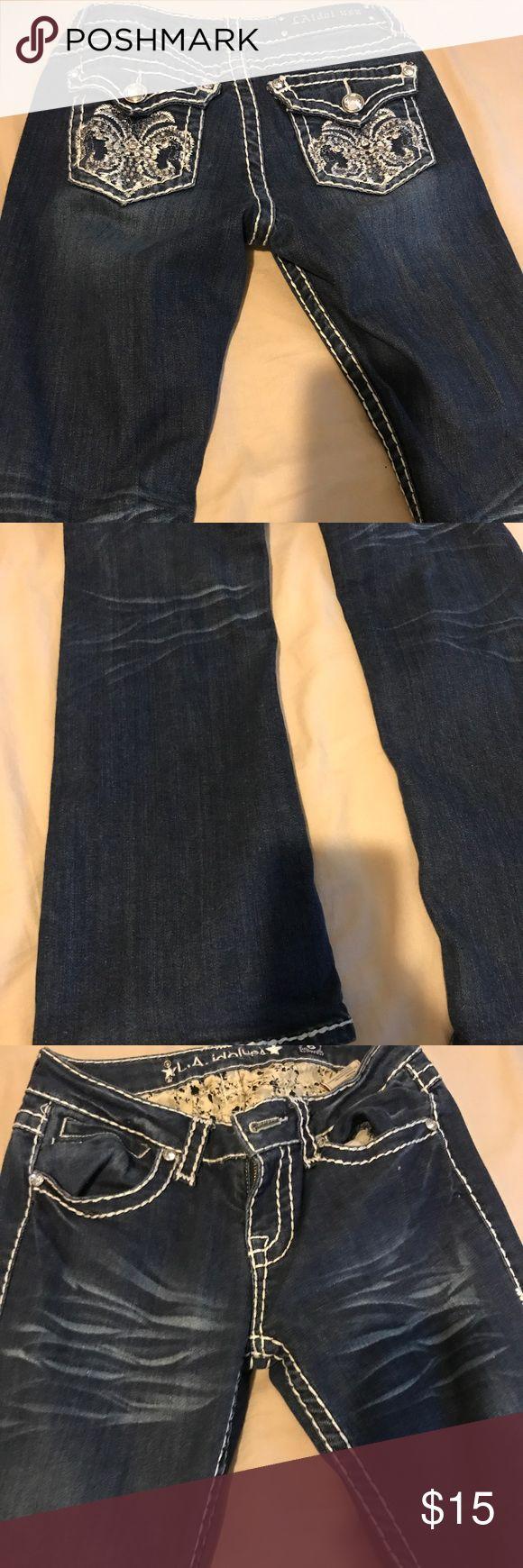 LA Idol Jeans size 5 LA Idol Jeans la idol Pants Trousers