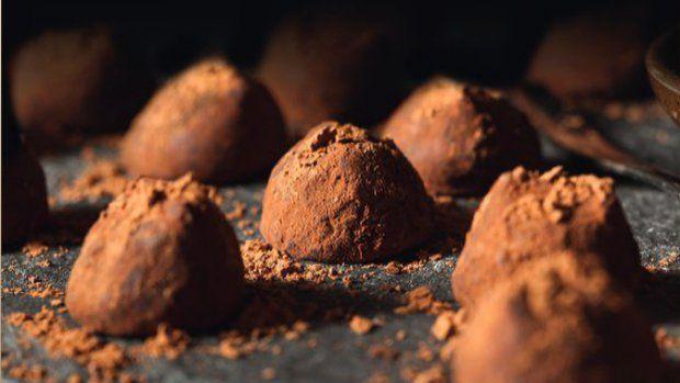 Čokoládové lanýže s Baileys - vyzkoušet