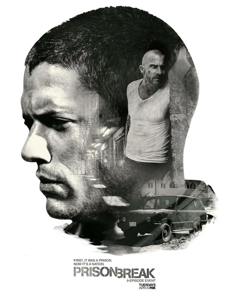 #PrisonBreak Season 5 new poster
