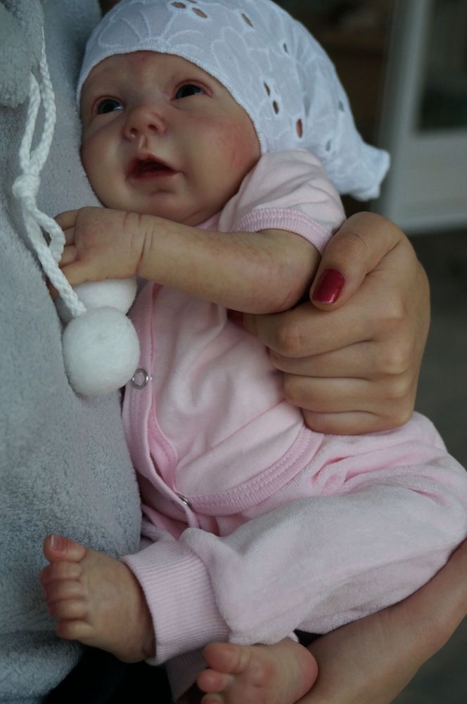 Baby Sansa 20 inches Ping Lau. Reborn- , realborn., Tsybina Natalia #TsybinaNatalia