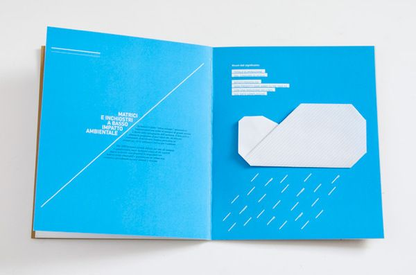 Some Awesome Custom Brochure Designs!! so creative!! love this cloud one and the tree one!