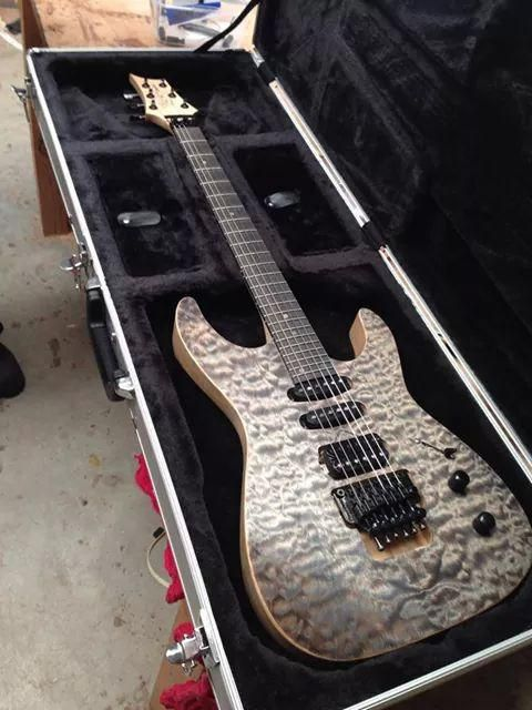 xX Mith Von Voodoo Custom Guitars Xx | Custom