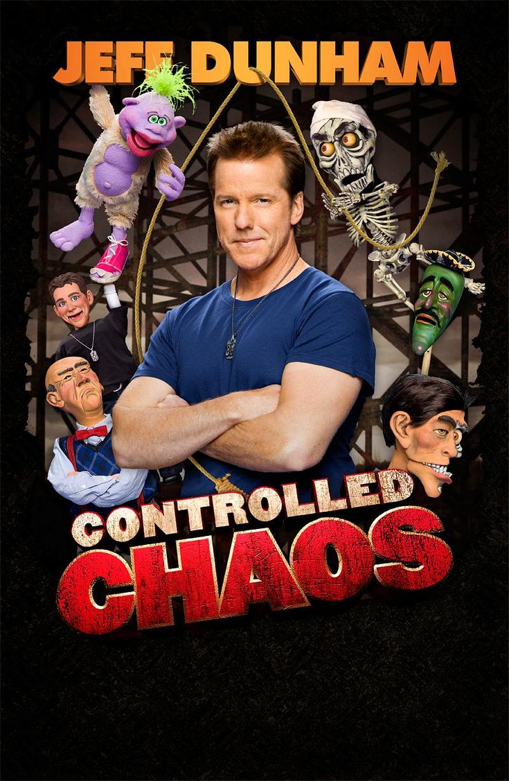 Image detail for -Jeff Dunham: Controlled Chaos | The Oncenter | Nicholas J. Pirro ...