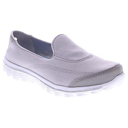 Spring Step Endive Womens Gray Slip on Athletic Women's Walking Shoes Shoes 37 *** Want additional info? Click on the image.
