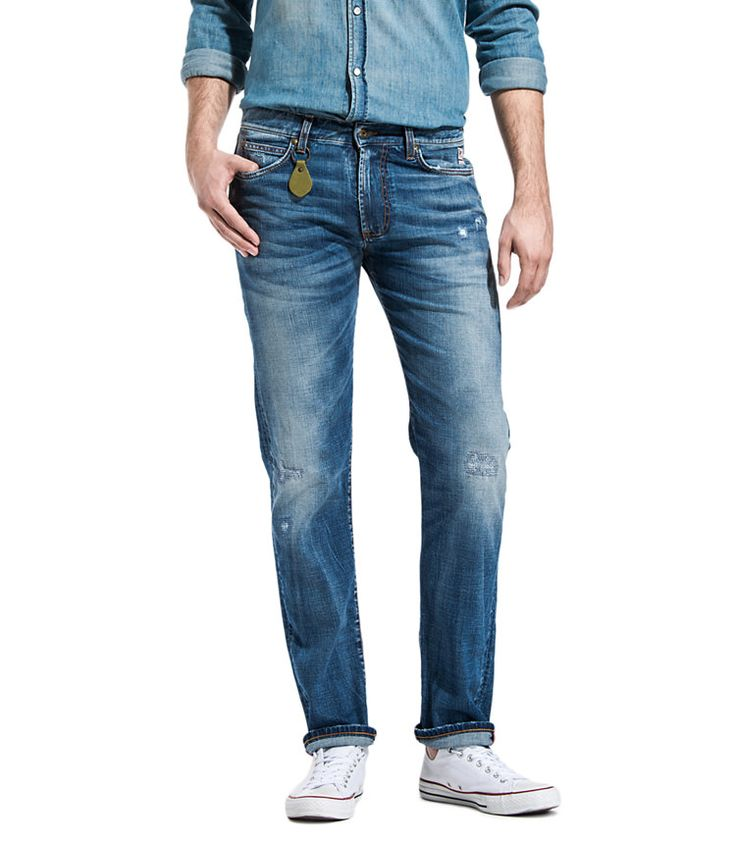927 SUPERIOR Denim Elast. Inti Denim  | Roy Roger's