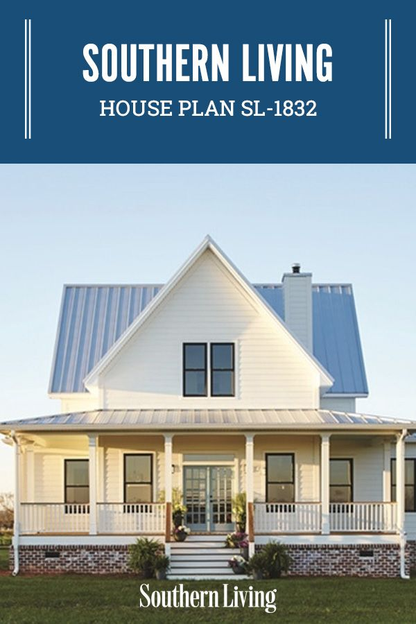 Four Gables In 2020 Gable House Southern Living House Plans Architecture House