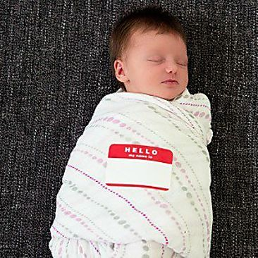 Popular baby names from our Babyology readers