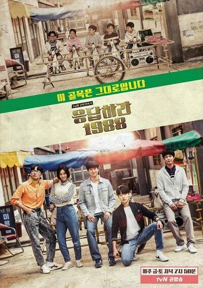 Download Drama Korea Reply 1988 Subtitle Indonesia