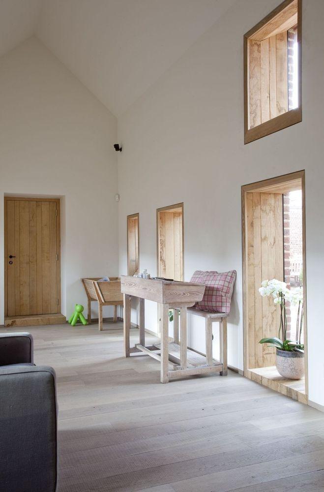 Wonen en werken in een oude hoeve renovatie ik ga huis ramen pinterest the o - Oude huis renovatie ...