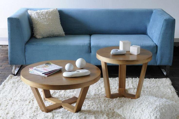 mesa ratona redonda paraiso diseño escandinava