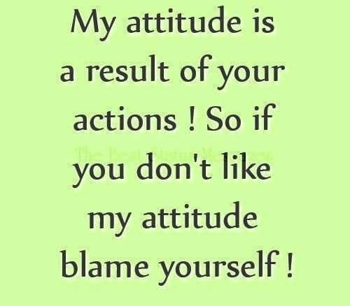attitude quotes by good morning wishes my personal