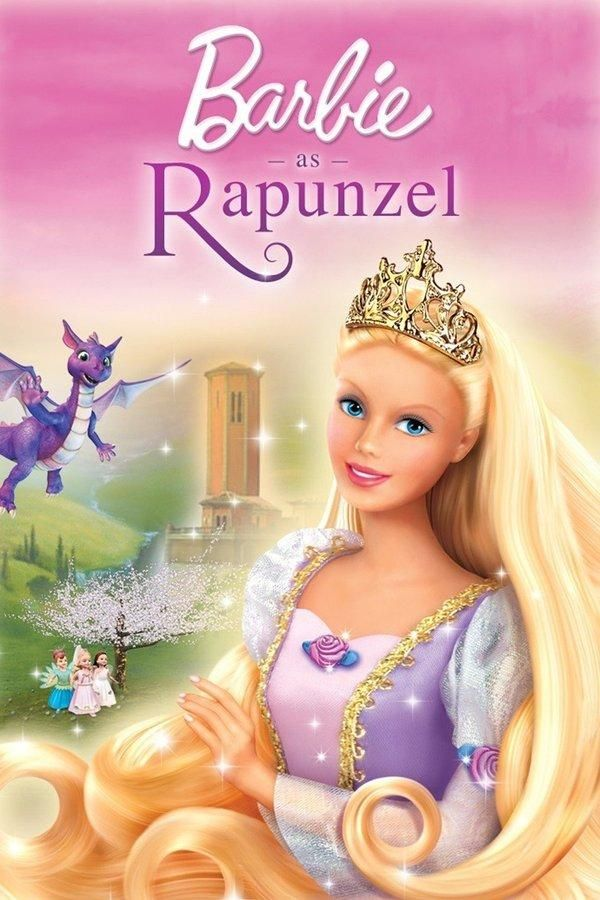 Barbie as Rapunzel (Video 2002)