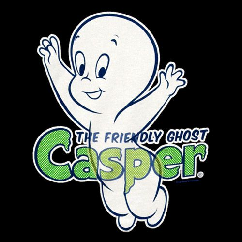 Casper the Friendly Ghost...soo...who was casper before he became a ghost???humm