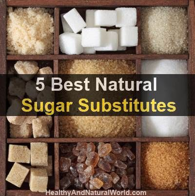 5 Best Natural Sugar Substitutes Great list also busts the agave health myth....