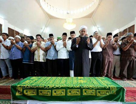 Bacaan Doa Tata Cara Niat Sholat Ghaib Jenazah Untuk Mayit ...