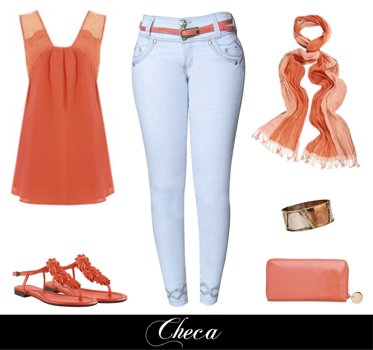 Acierta con un look absolutamente chic!